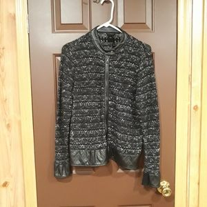 Ann Taylor Coat Size Large